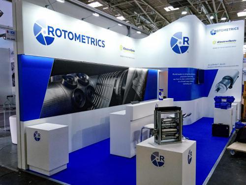Rotometrics - ICE Europe - Monachium 2017