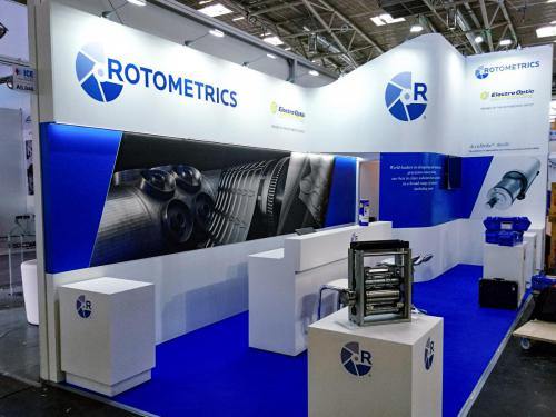 Rotometrics - ICE Europe - Monachium 2017