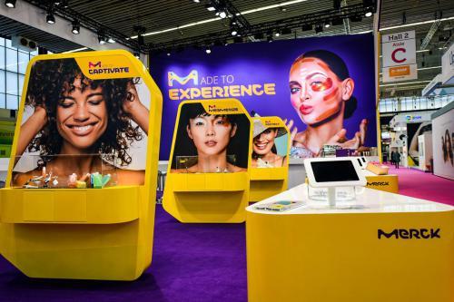 Merck KGaA - in-cosmetics GLOBAL - Londyn 2018