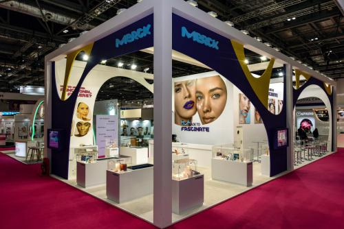 Merck KGaA - in-cosmetics GLOBAL - Londyn 2017